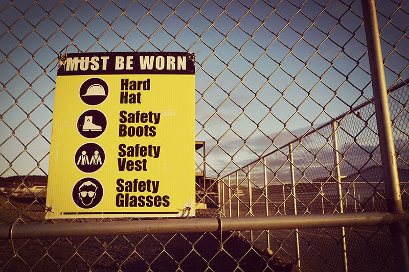As a Construction Worker, What Safety Areas Must You Be Aware Of?