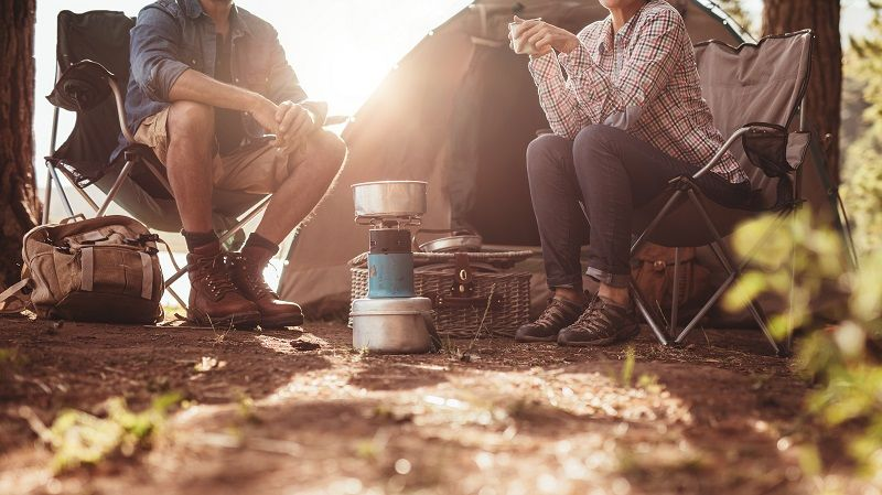 Camping Hacks Craftsmen Will Dig