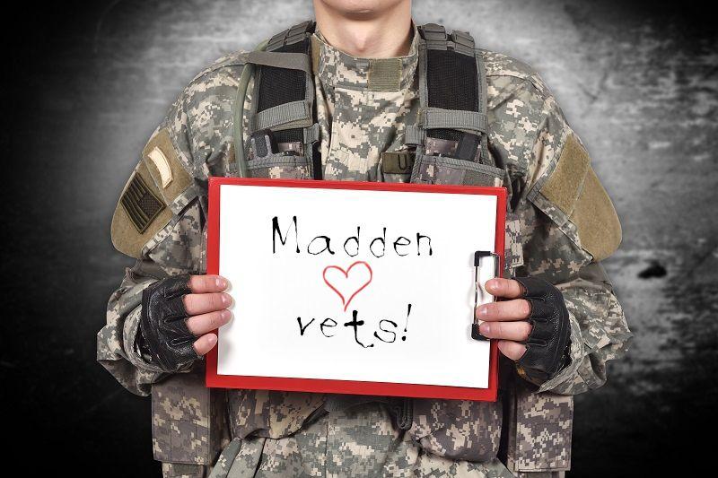 madden heart vets comp