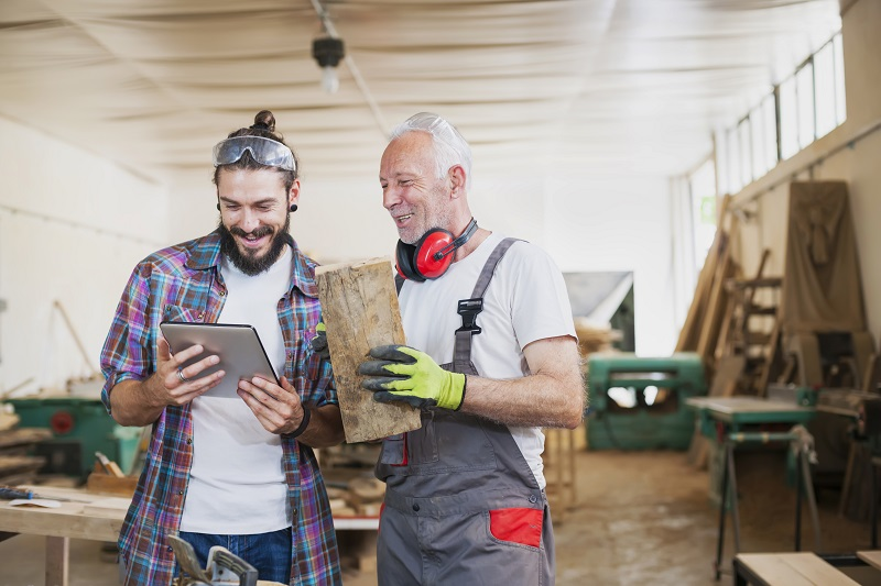 How to Attract Younger Craftsmen