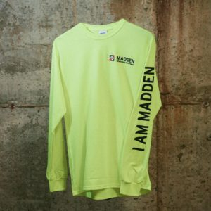 Long Sleeve Yellow T