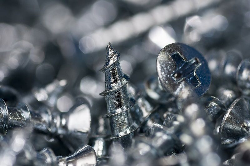 Silver-Screws-Macro-Close-Up.-Background-Pattern.-cm
