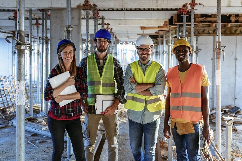 How To Get More Respect On a Construction Job Site