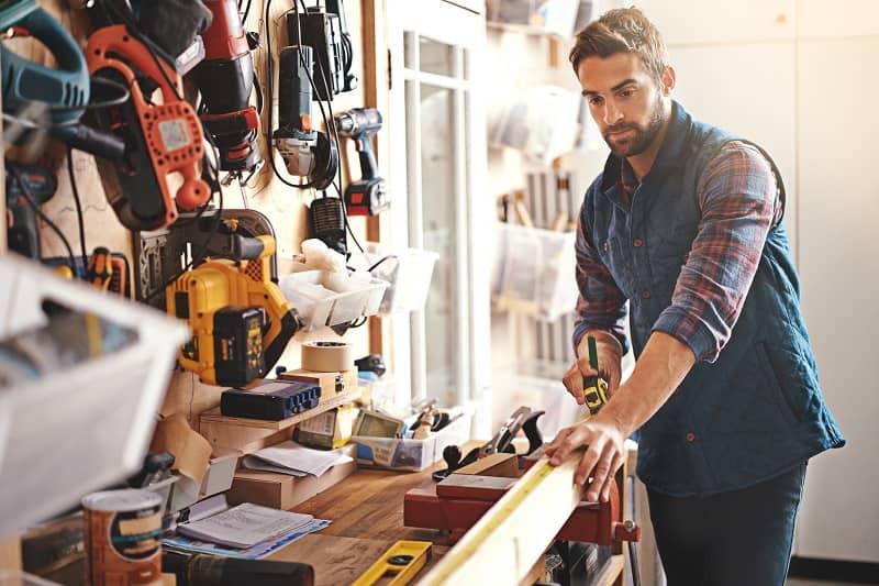 Craftsman at work-cm