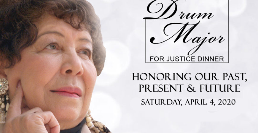 Save the Date – Drum Major for Justice Awards