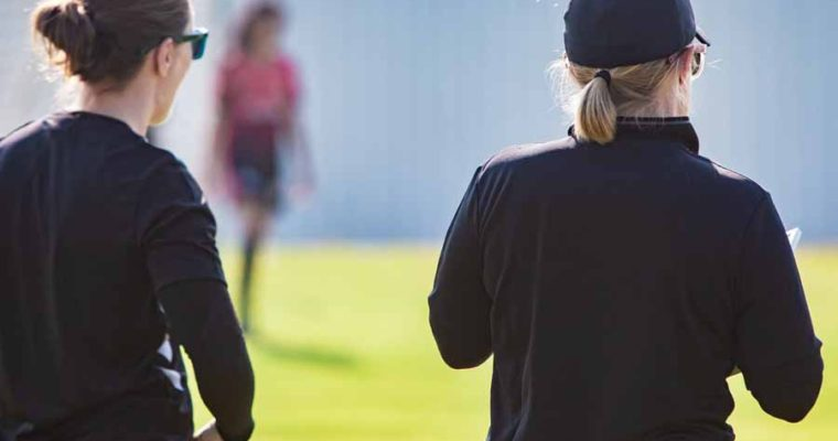 ASSISTANT COACHES: MASTER YOUR POSITION