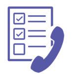 Post Call Survey