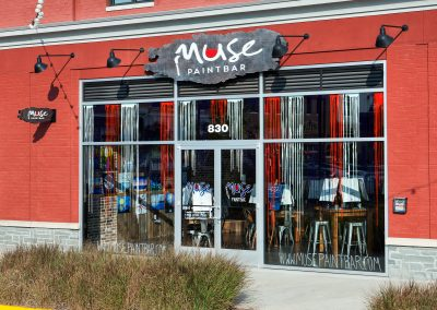 Muse Paint Bar