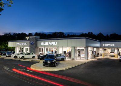 Pence Subaru
