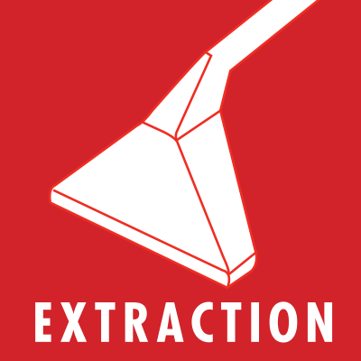 Extraction Detergents / Rinses