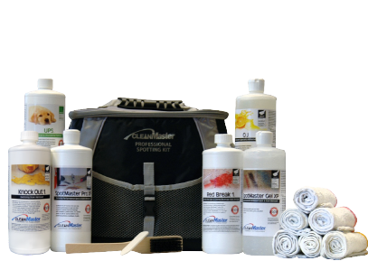 Professional Chemical Spotting Kit