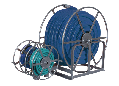 Triple Storage Hose Reel
