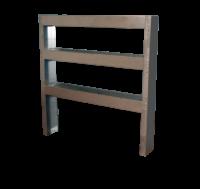 3 Tier shelf High – Van