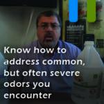 address common severe odors