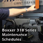 Boxxer 318 maintenance schedule