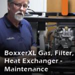 Boxxer XL gas filter exchanger