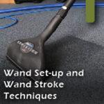 wand set up stroke