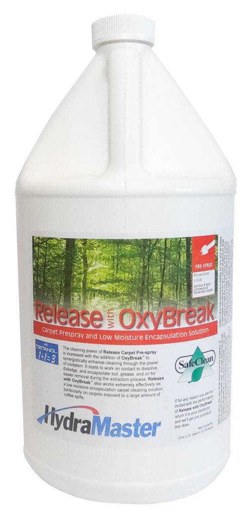 Release with OxyBreak