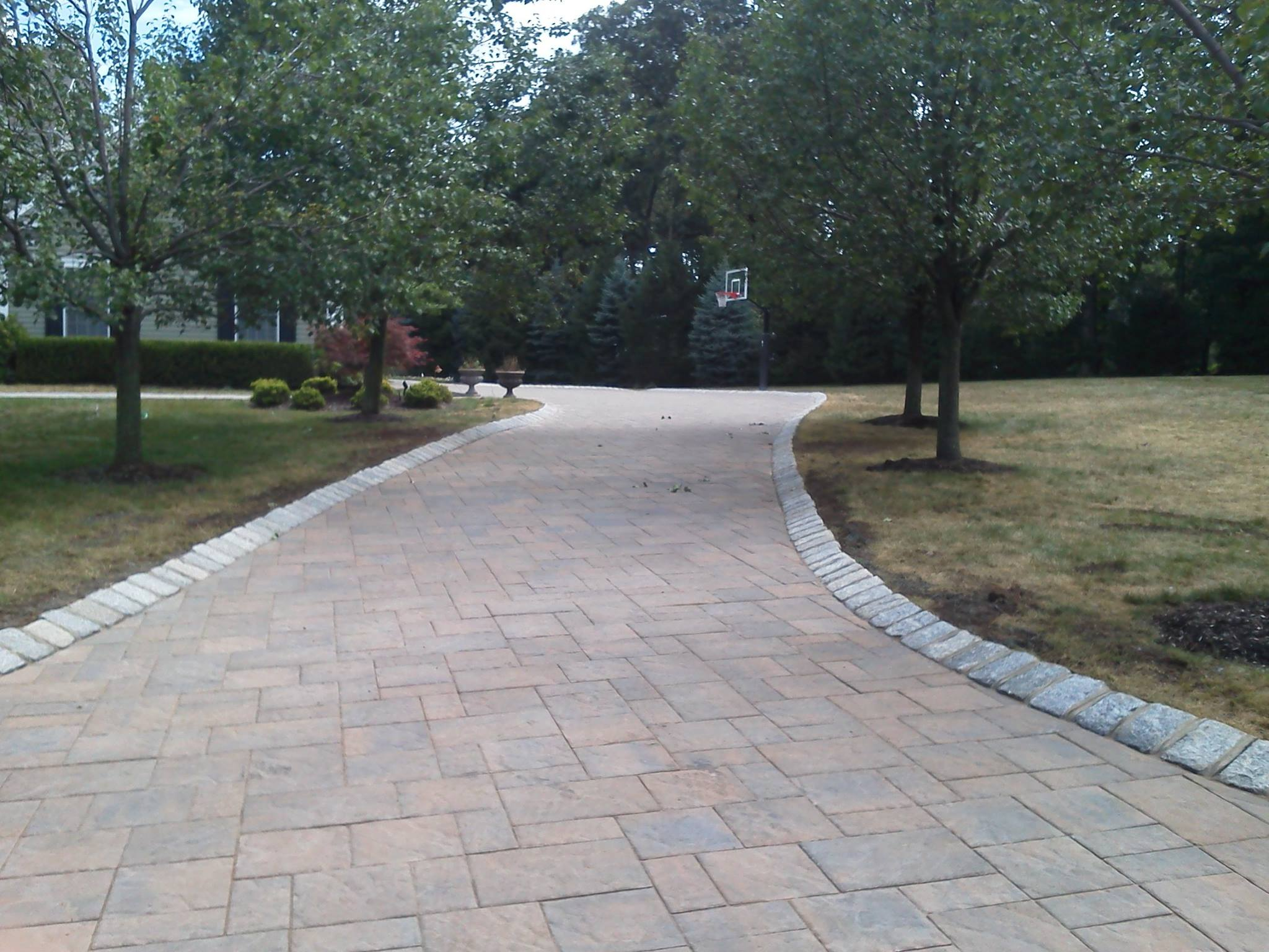 Paver Driveway Installation – Chester New Jersey