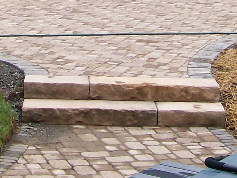 Paver Stairs and Patio, Flanders NJ