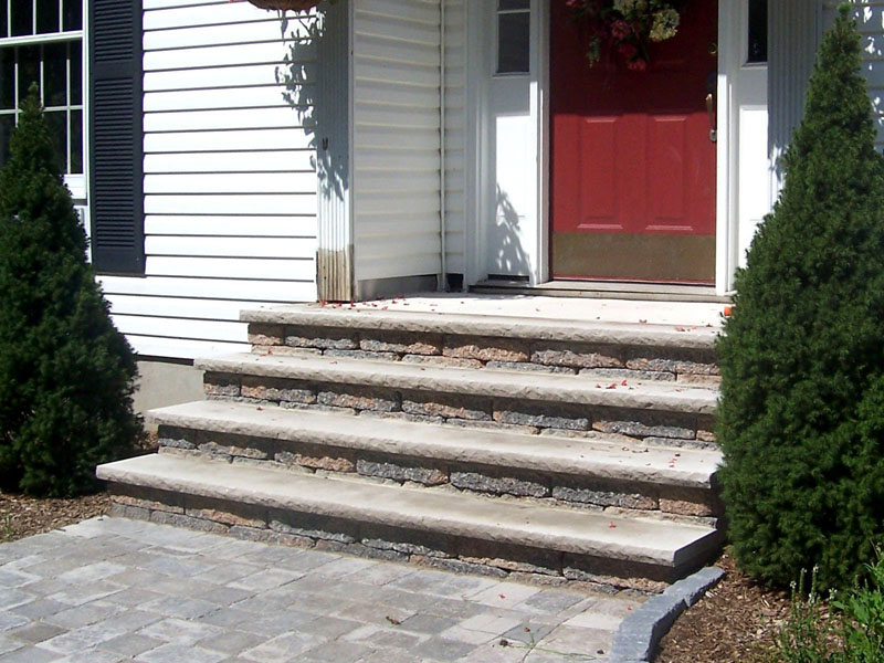 Stair Entrance Install, Roxbury NJ