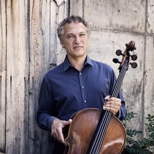 Brandon Vamos cello