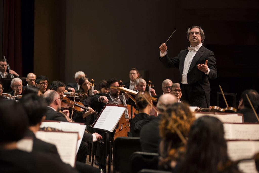 CSO with Riccardo Muti