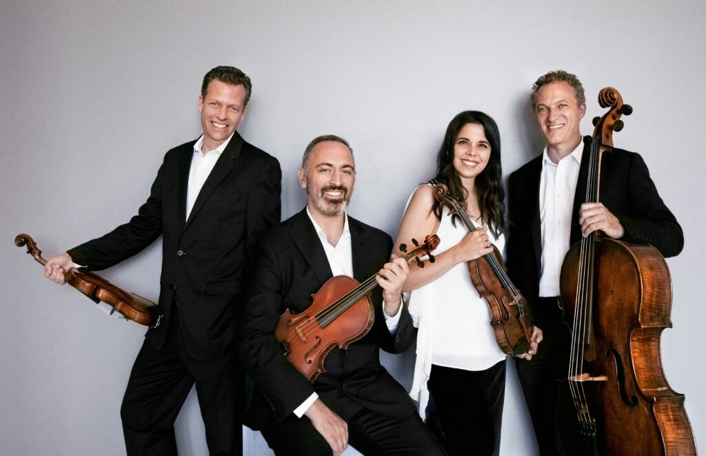 SCA presents Pacifica Quartet