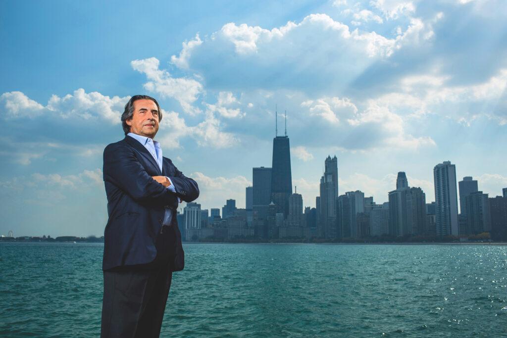 Riccardo Muti, conductor