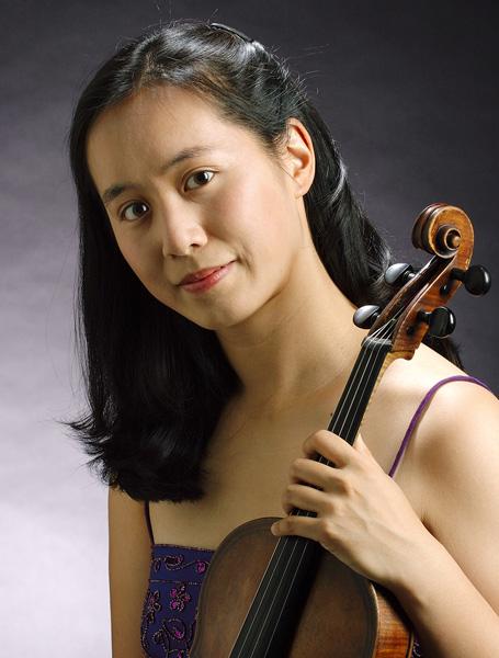 Sharon Wei, viola