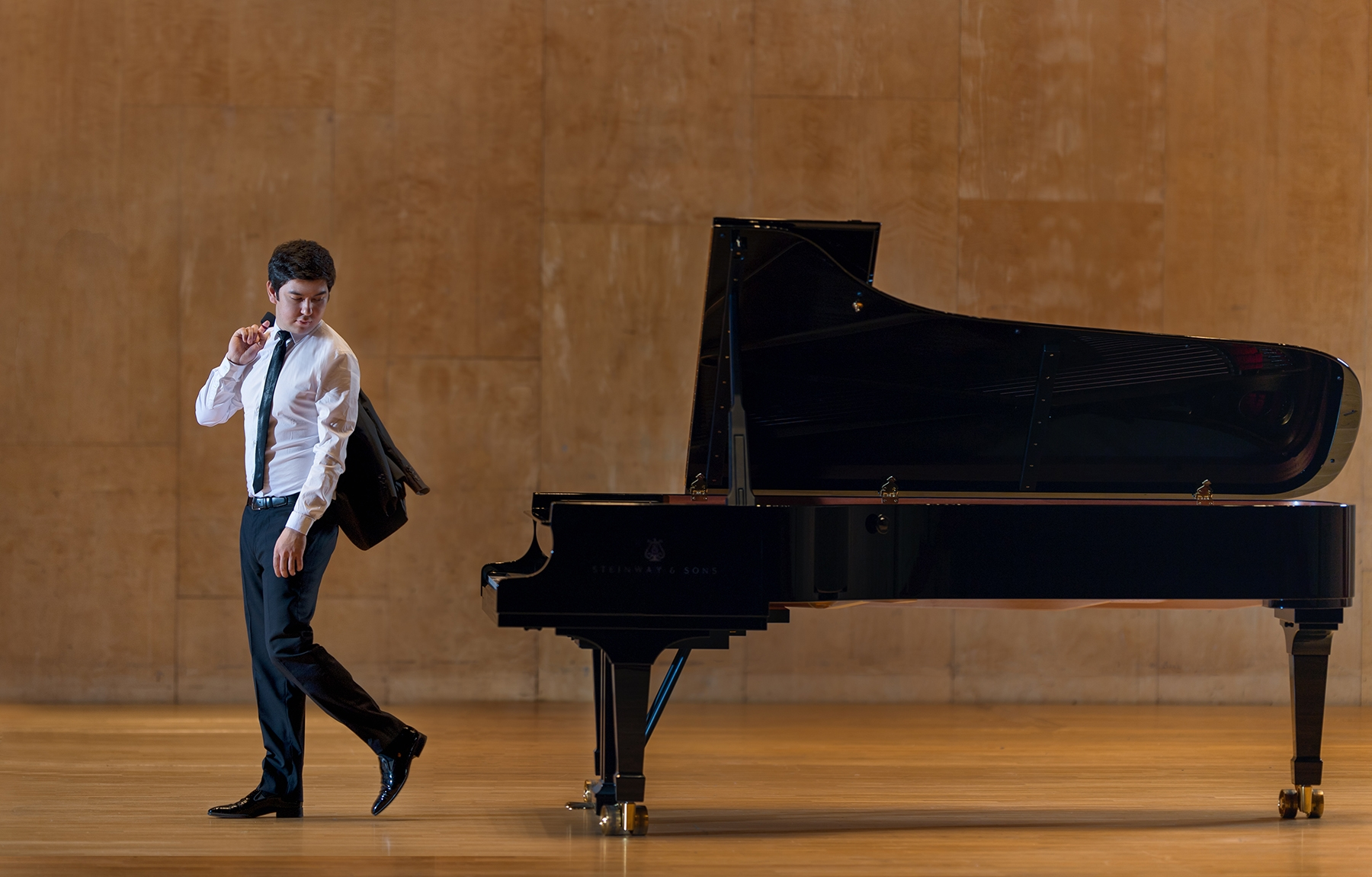 Sarasota Concert Association presents Behzod Abduraimov