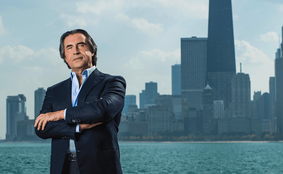 Chicago Symphony Orchestra led by Riccardo Muti