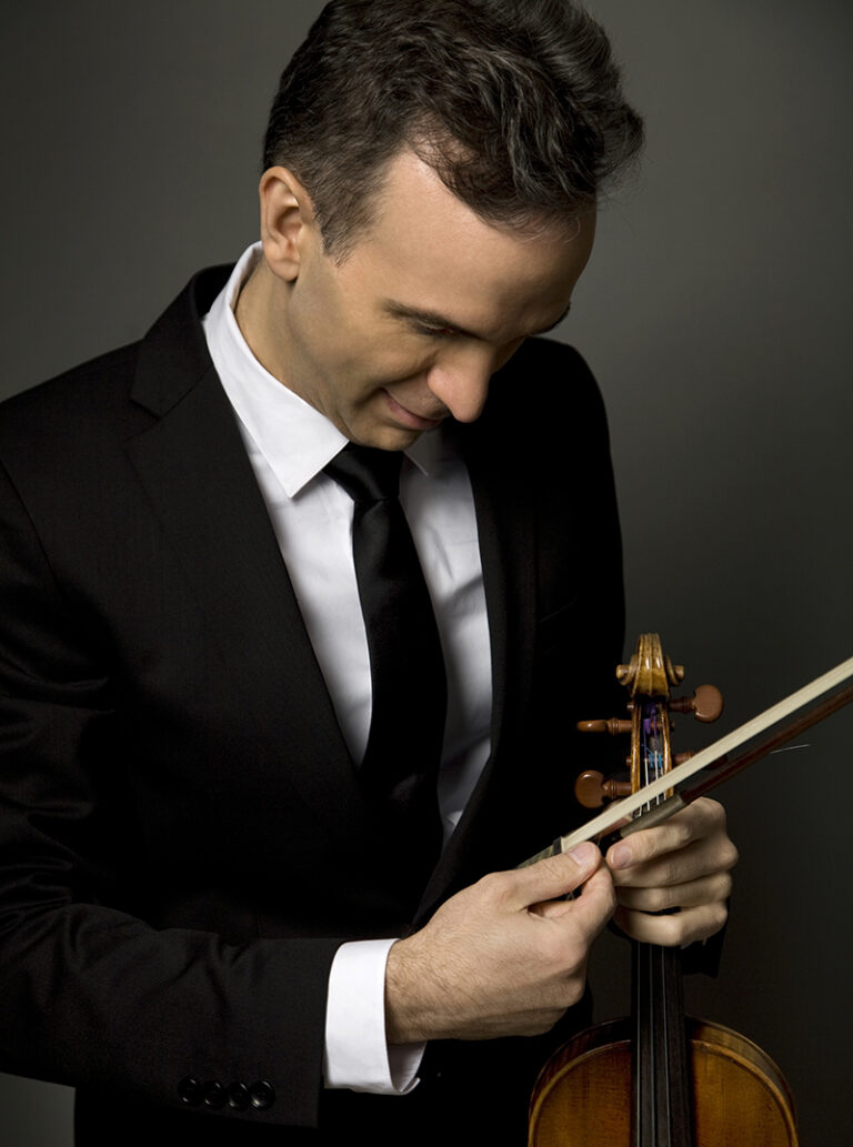 SCA presents Gil Shaham, violin