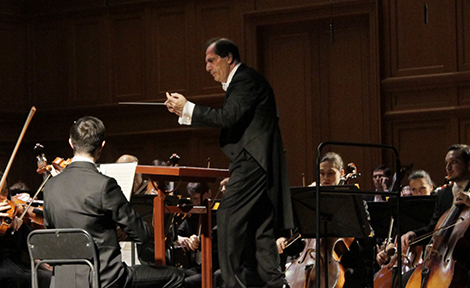 Moscow State Symphony Orchestra led by Pavel Kogan presented by SCA on Jan 14, 2021