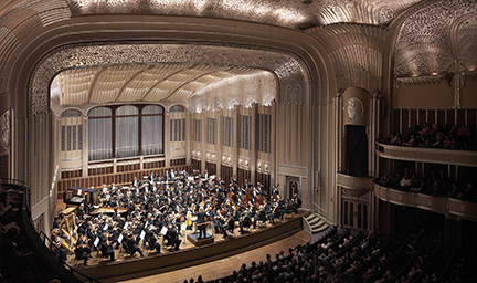 Cleveland Orchestra & Yuja Wang, piano, presented by SCA presented by SCA on Jan 24, 2021