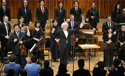 Bach Collegium Japan presented by SCA on Jan 28, 2021