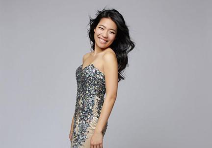 Joyce Yang, piano, presented by SCA on Feb 25, 2021