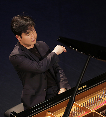 Yekwon Sunwoo, piano presented by SCA on March 1, 2021