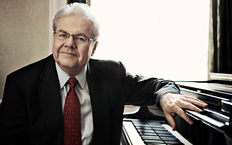 Emanuel Ax, piano, presented by SCA on March 16, 2021