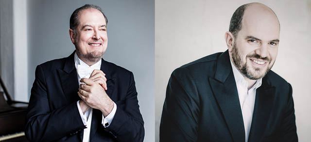SCA presents Garrick Ohlsson and Kirill Gerstein