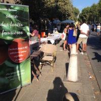 stand au forum des associations d'aix en provence