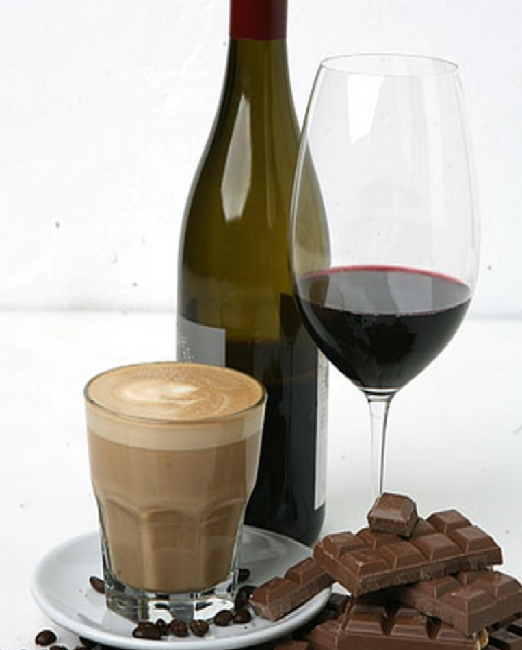 The Essentials, Part Three: Wine, Cabs, Coffee