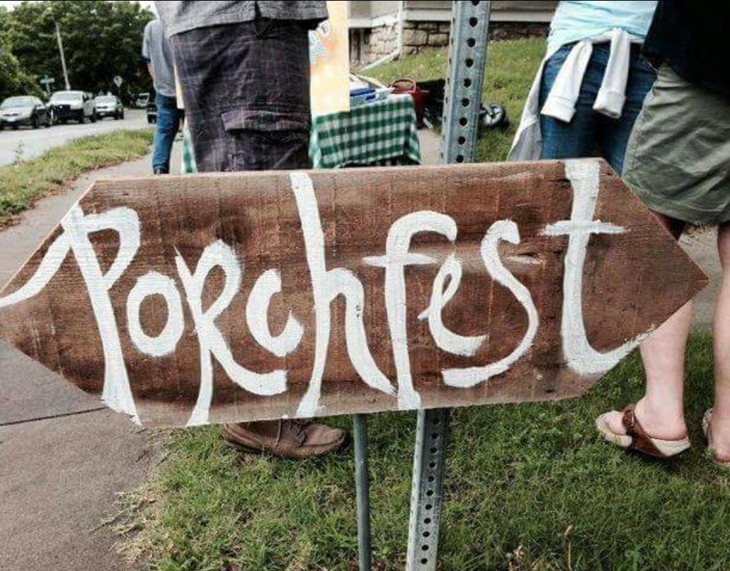 Cranford Porchfest!!