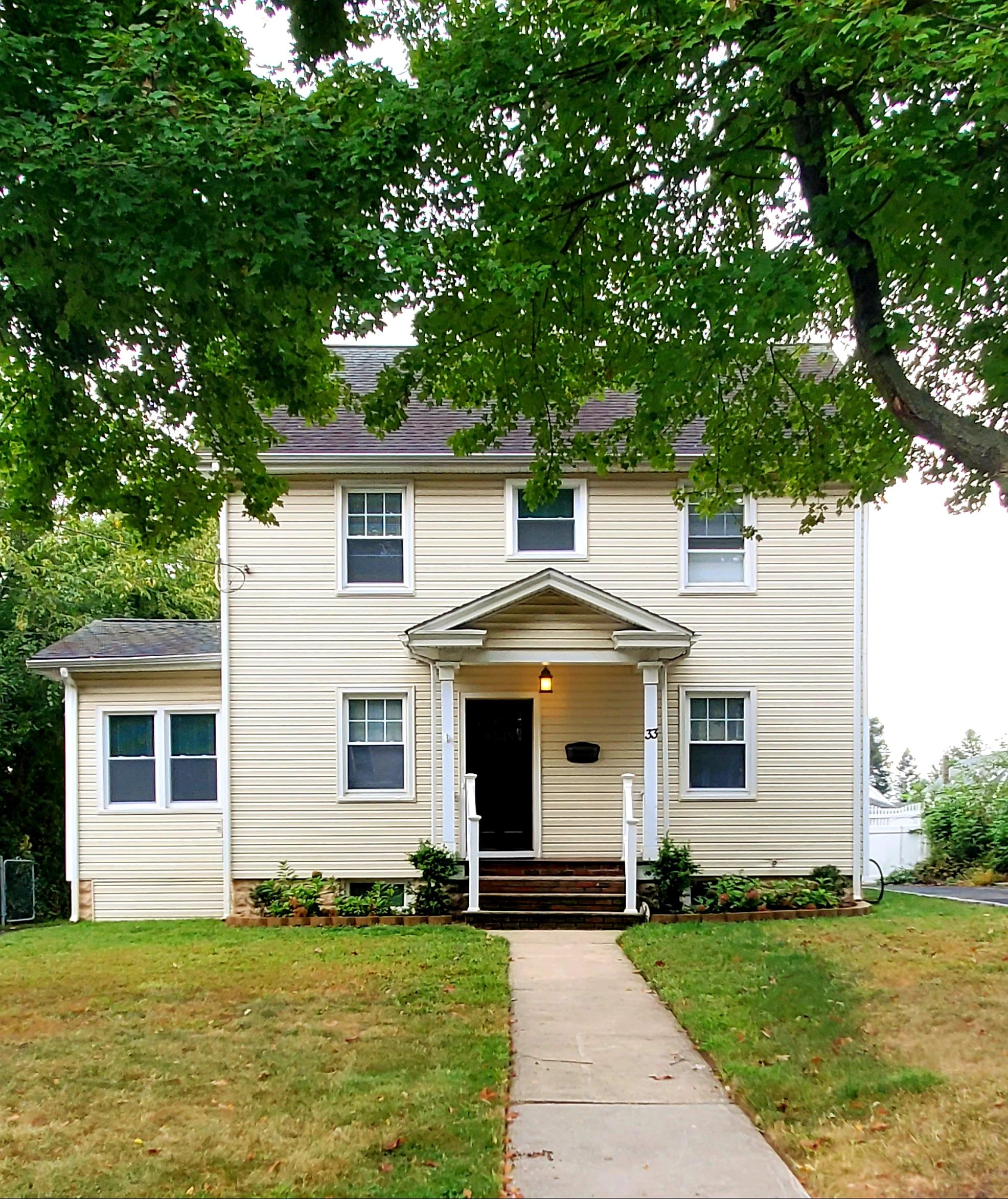 33 Elizabeth Avenue, Cranford <br /> Sold $499,000
