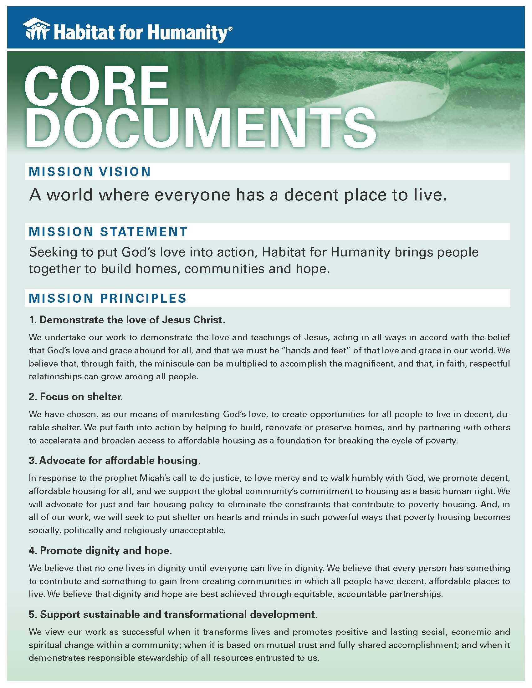 CoreDocs poster
