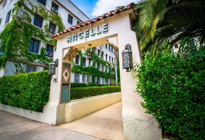 Champion Real Estate Company Purchases Ancelle Apartments in Koreatown