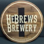 Hebrews Brewery Sign
