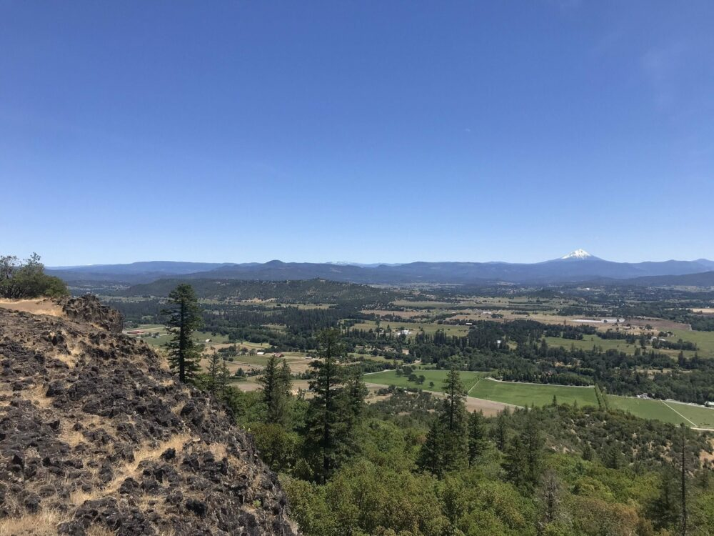 Upper and Lower Table Rock are two hikes not to miss when traveling to Medford Oregon