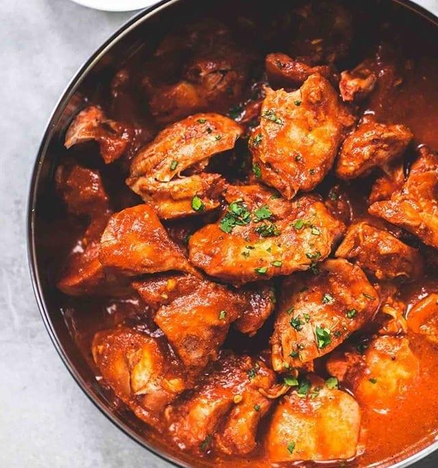 India Palace - Sspicy Chicken Tikka Masala