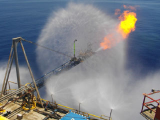 Rig Cooling and Fire Safety Systems